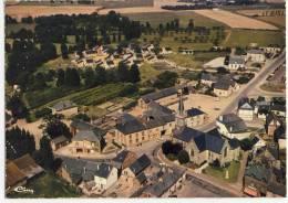 LE RHEU  - Vue Aérienne - Eglise - Le Centre - La Cité Du C N R    .  CPM - Other Municipalities