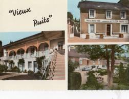 BOURBON-LANCY THERMAL VIEUX PUITS - France