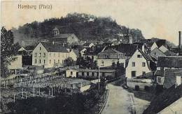 Allemagne -ref A31- Homburg - Carte Bon Etat  - - Saarpfalz-Kreis