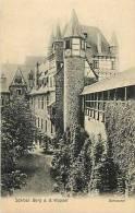 Allemagne -ref A24- Schloss Burg A D Wupper   - Carte Bon Etat  - - Solingen