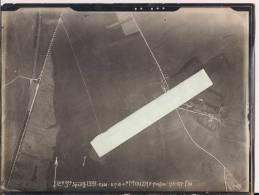 Mouzay Meuse Argonne Terrain Aviation Photo Aérienne Française 2/07/18 Poilus 14-18 WWI Ww1 1wk 1914-1918 - War, Military