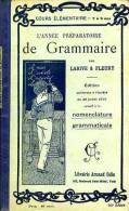L'année Préparatoire De Grammaire Par Larive Et Fleury - Livres, BD, Revues
