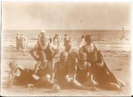 Photo Photographie Quiberon 1928 56 Morbihan Plage - Lugares
