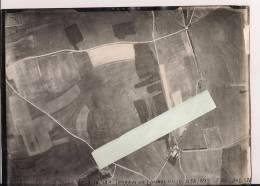 Landreville Ardennes Argonne  Terrain D´aviation  Photo Aérienne Française 22/08/18 Poilus 14-18 WWI Ww1 1wk 1914-1918 - Guerra, Militari