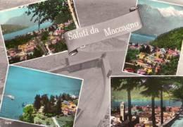 MACCAGNO CON  PINO  E VEDDASCA  , Saluti  Da - Varese