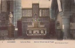 BELGIQUE:CHEVREMONT:(Liège):1905:Eglise Des Pères.Autel De L'Enfant Jésus De Prague.Couleur.Bon état. - Belgium