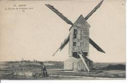 SOUGY - Moulin De L´Homme-Mort -  MOULIN A VENT - France