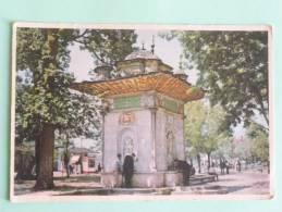 ISTANBUL - Fontaine De Kuçuksu - Turquie