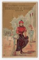 Chromo Pour Rébouissin & Boguet, Dijon - Kaufmanns- Und Zigarettenbilder