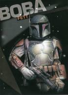 """Entier Postal De 2007 Sur Carte Postale Avec Timbre Et Illustration """"Star Wars - Boba Fett"""" - 2001-10"""