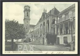PORTUGAL - COIMBRA - UNIVERSIDADE - Edição CTT CORREIOS - N.º 42 - 2 SCANS - Coimbra