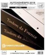 Jeu France Yvert Et Tellier FS 2018 - Autoadhésifs 1ère Partie - Vordruckblätter