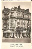 Chalon Sur Saone  Avenue Jean Jaures 32 ( Postée En 1959 - Chalon Sur Saone