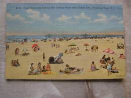 US  - Crest Beach -Wildwood Crest -New Jersey    D91450 - Other