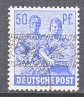 Germany Deutsche Post 612   (o) - American/British Zone