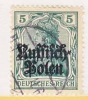 German Occupation Poland N 2  (o) - Occupation 1914-18