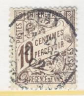 Tunisia  J 4  (o) - Tunisia (1888-1955)