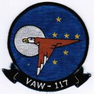 PATCH ECUSSON VAW-117 - Aviation