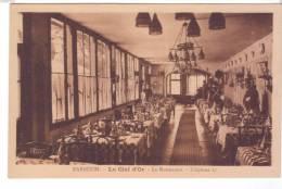 77 BARBIZON La Clef D´ Or Le  Restaurant - Barbizon