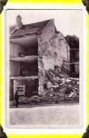 CP N°...   Pontoise  ---   Maison Rue Gisors En Juin 1940   ---  95 VAL D´OISE - Pontoise
