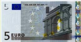 5 EURO TRICHET P OLANDA E010.. RARA FDS/UNC - EURO