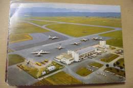 AEROPORT  AIRPORT      DE   LOURDES OSSUN - Aérodromes