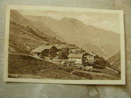 Austria   -   Praxmar Im Sellraintal  -Tirol   1920's   D91599 - Austria