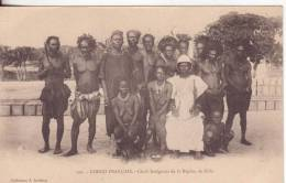210te-Congo Francese-Congo Francais-French Congo-Chefs Indigènes-Premier Indigeno-Indigenous Leaders-1906 - Congo Francese - Altri