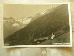 Austria   - PRAXMAR  Tirol   PU 1934      -   D91607 - Austria