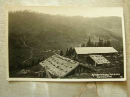Austria   - Aflingeralm Gegen Praxmar  - Sellrain  Tirol      PU 1934      -   D91609 - Austria