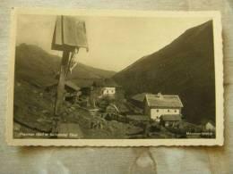 Austria   -  Praxmar  - Sellrain  Tirol      PU 1933      -   D91611 - Austria
