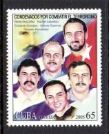 CUBA 4299 Histoire - Stamps
