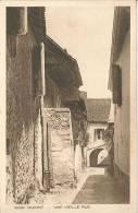 CPSM 74 - Duingt - Une Vieille Rue - Duingt