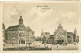 Gelsenkirchen, Bahnhofsplaz, Um 1920/30 - Gelsenkirchen