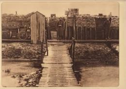 planche du service photographique arm�e belge guerre 14-18 WW1 militaire tranch�e km11 du chemin de fer dixmude nieuport