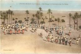 COLOMB BECHAR - CHARGE à La BAÏONNETTE - Algérie