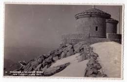 EUROPE MONTENEGRO MAUSOLEUM VLADIKE RADE FOTO LAFOREST KOTOR Nr. 90 OLD POSTCARD - Montenegro