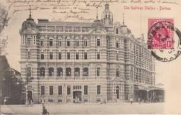 The Railway Station - Durban Posted Durban MY 16 08 - Afrique Du Sud