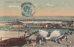 Ocean Beach - Durban Posted Durban SE 5 08 - Afrique Du Sud