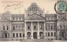The Colonial Offices - Pietermaritzburg Posted Durban DE 19 08 - Afrique Du Sud