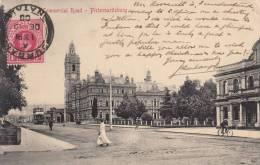 Commercial Road - Pietermaritzburg Posted Durban DE 19 08 - Afrique Du Sud