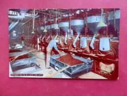 Coffee Roasting Room Ca 1910  Ref  781 - Industrie