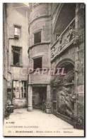 CPA L&#39Auvergne Illustree Montferrand Maison D&#39Adam Et Eve - Unclassified