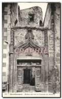 CPA L&#39Auvergne Illustree Montferrand Due Maison De La Comtess - Unclassified