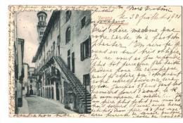 10551    VERONA   VIA  MAZZANTI   1901 - Italia