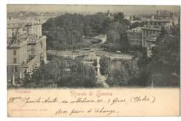 10552   RICORDO DI GENOVA   ACQUASOLA - Italia