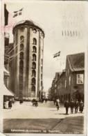 DANEMARK  - Copenhague  -  KOBENHAVN   -   Rundetaarn Og  Regensen 1932 - Danimarca