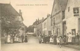 La Chapelotte : Route De Sancerre - France