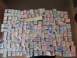 LOT OF STAMPS FROM NEDERLAND / LOT DE TIMBRES DES PAYS BAS - Usati