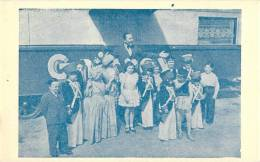 CIRQUE NAPOLEON RANCY GINDLEY ET SA TROUPE LILIPUTIENNE CIRCUS - Circus